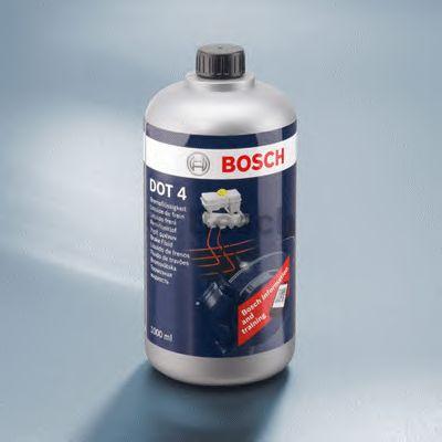 Тормозная жидкость 1л (dot 4) bosch