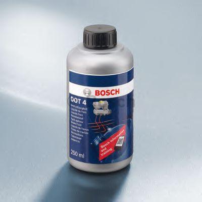 Тормозная жидкость 0.250л (dot 4) bosch