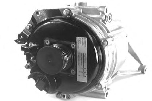 ток зарядки от генератора (А):