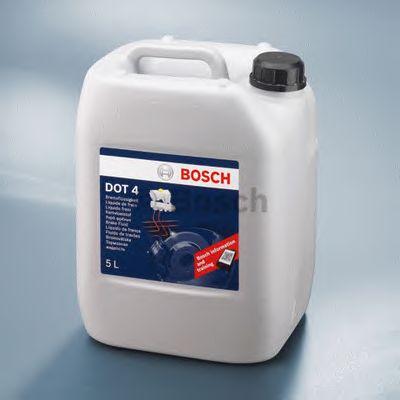 Тормозная жидкость 5л (dot 4) bosch